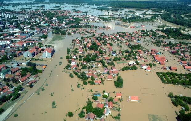 Poplave u Srbiji 2014. godine