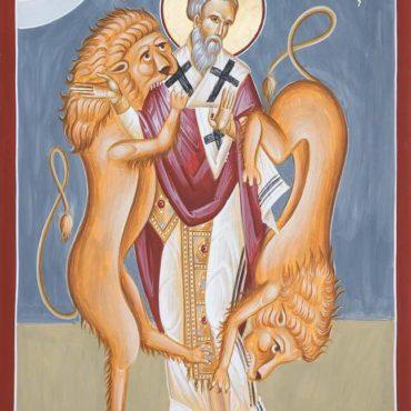 Ignjatije Antiohijski Bogonosac