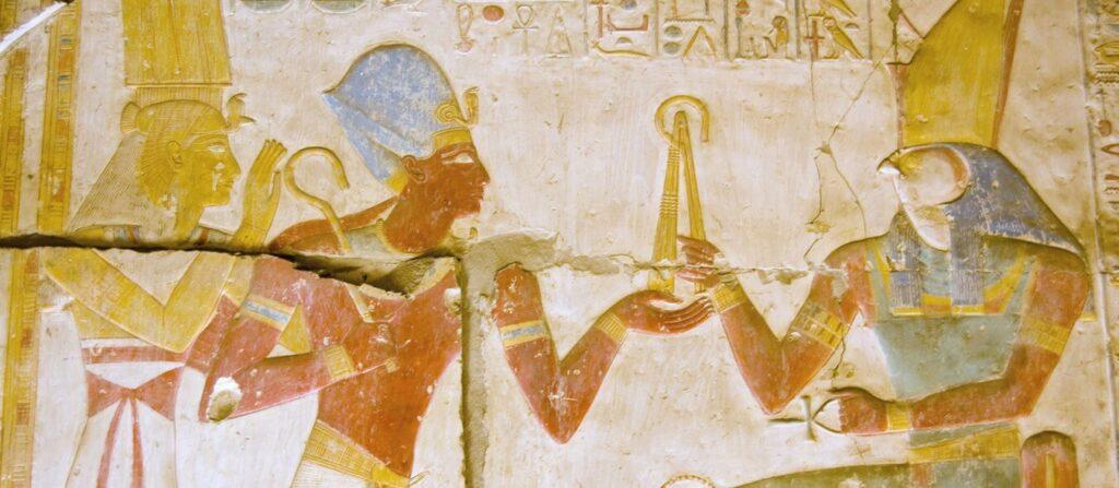Oziris i kralj Seti